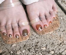 お客様 foot nail